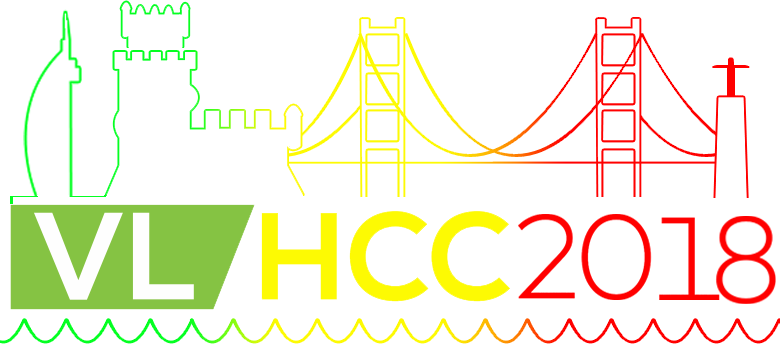 VL/HCC 2018 (34th IEEE Symposium on Visual Languages and Human-Centric Computing)